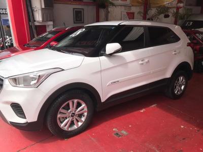 Hyundai Creta 1.6 Attitude Flex Aut. 5p Branco 2017/2018