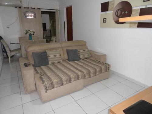 Apartamento À Venda, 76 M² Por R$ 415.000,00 - Embaré - Santos/sp - Ap6174