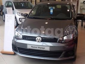 Volkswagen Voyage Trendline My18 Cuotas Desde $3770 #a3