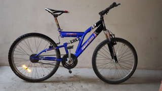 Bicicleta Mountain Bike Kelinbike Rodado 24.