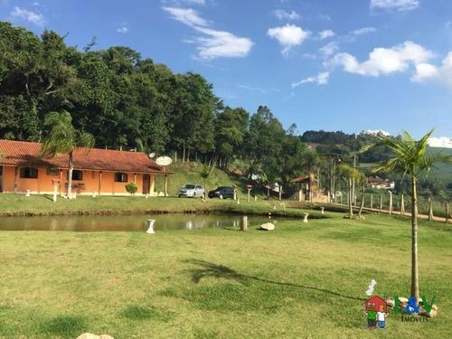 Imagem 1 de 15 de Belíssima Chácara - 740