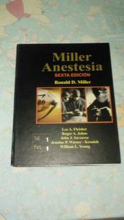 Libros Anestesia Miller