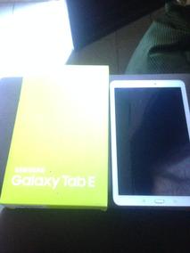 Galaxy Tab E , 8gb , Semi Novo