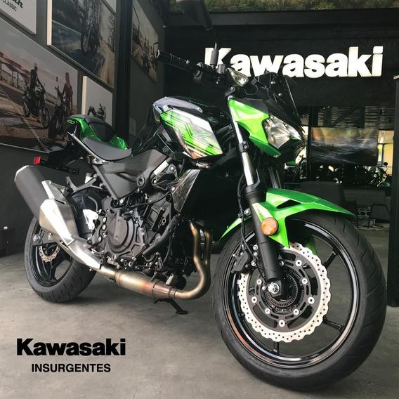 Kawasaki Insurgentes Z400 Abs 2019