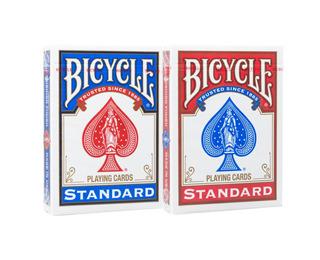 Cartas Bicycle Standard O Jumbo Cardistry Magia Baraja Poker