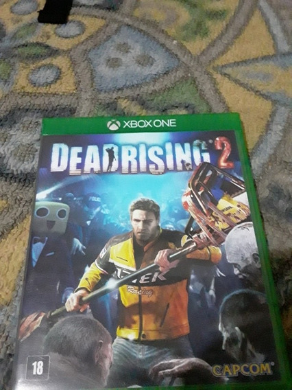 Dead Rising 2 Xbox One Midia Fisica