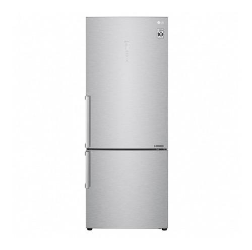 Geladeira/refrigerador 451 Litros 2 Portas Inox - LG - 110v - Gc-b659bsb