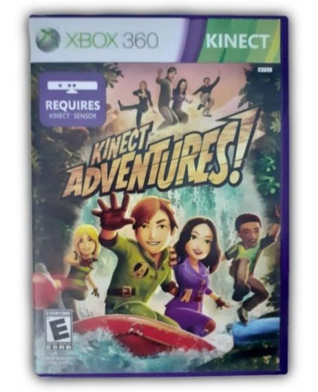 Kinect Adventures Original Xbox 360.