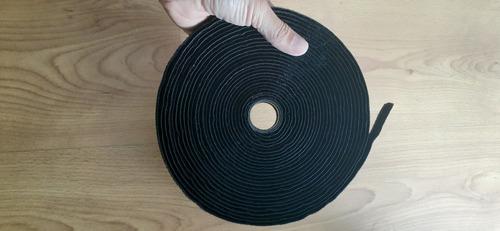 Cinta Velcro (cierre Magico) 10 Mts Ancho 2cms