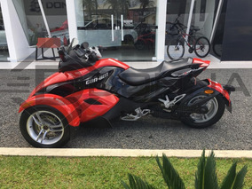 Can Am Spyder Rs 2010