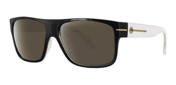 Óculos De Sol Hb Would Preto Branco