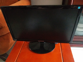 Monitor Pantalla Samsung 19 Pulgadas + Adaptador Hdmi