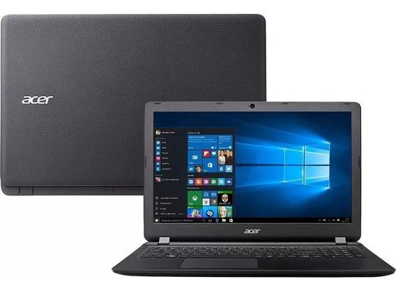 Notebook Acer Aspire Intel Quad Core 4gb 500gb - Novo