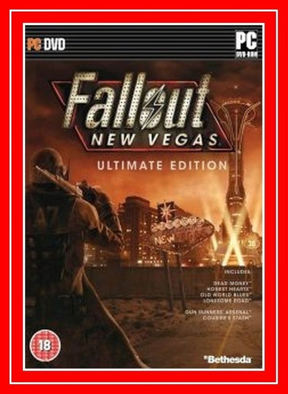 Fallout New Vegas Ultimate Edition Prophet 2012
