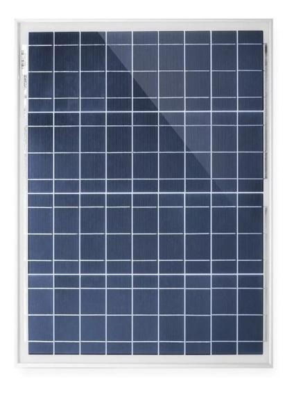 Modulo Fotovoltaico 50w 18v Policristalino