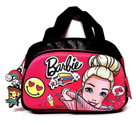 Carterita Cartera Bolso De Barbie Diseño 3d