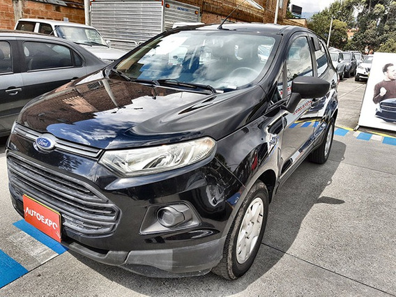 Ford Ecosport S New Mec 2,0 4x2