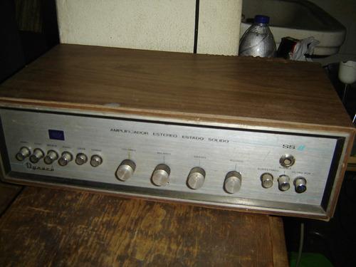Amplificador Dynaco Ss48 Audio Vintage