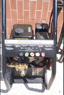 Hidrojet Tucson Tool A Gasolina 2800 Psi.