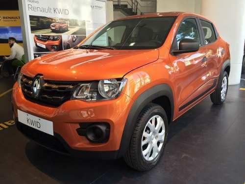 Renault Kwid 1.0 Sce 66cv Zen 2020 (lc)