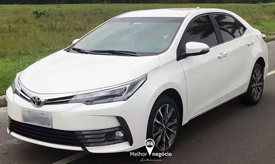 Toyota Corolla Altis 2.0 16v Flex Aut. 2018 Branco