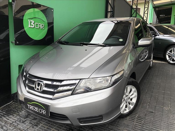 Honda City 1.5 Lx Flex Manual 4p