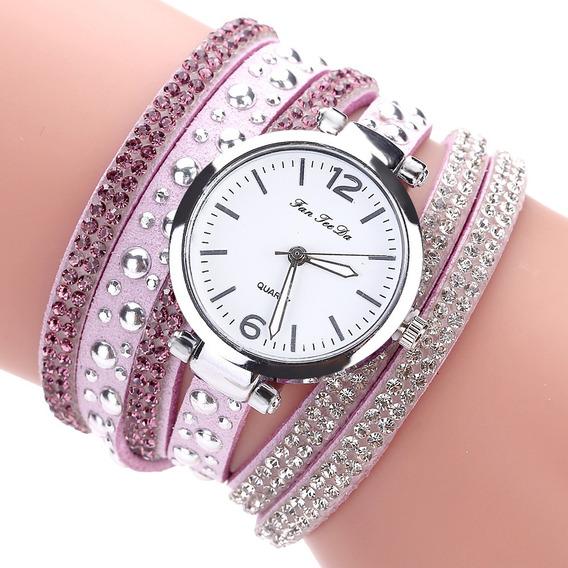 Reloj Para Dama De Cuarzo