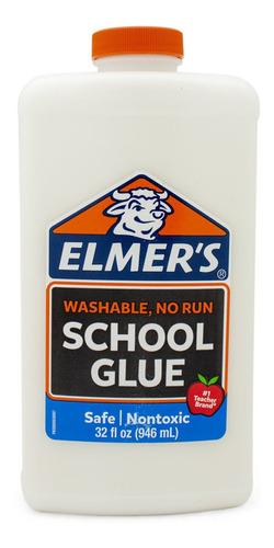 Slime Cola Branca Escolar Elmers Melhor Mundo 946 Ml Toyng