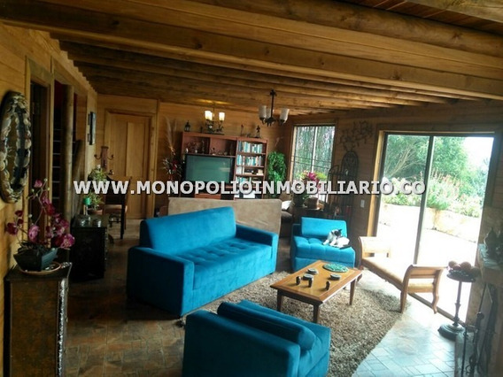 Casa Finca Amoblado Renta - Retiro Cod: 10069