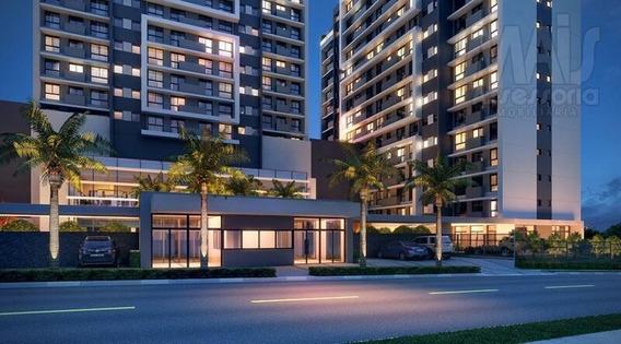 Apartamento Para Venda Em Porto Alegre, Praia De Belas, 1 Dormitório, 1 Suíte, 2 Banheiros, 2 Vagas - Jva2580_2-887966