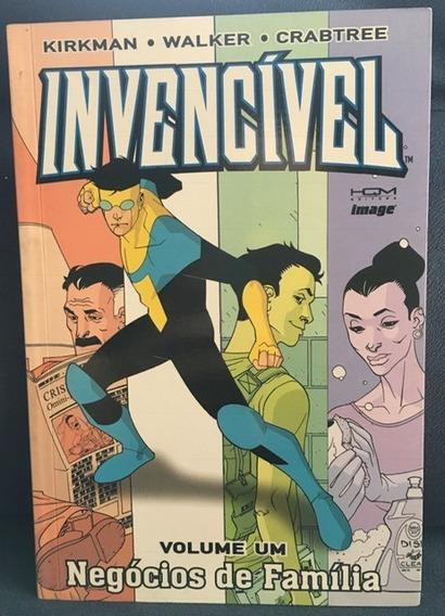 Invencível - O Volume 1 Ao 3 - Ótimo Estado - Kirkman