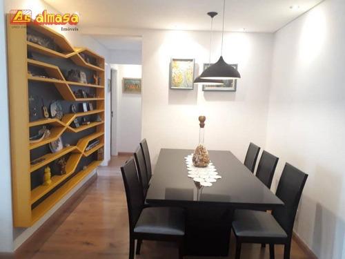 Imagem 1 de 15 de Apartamento Com 3 Dormitórios À Venda, 80 M² Por R$ 425.000 - Centro - Guarulhos/sp - Ap0581