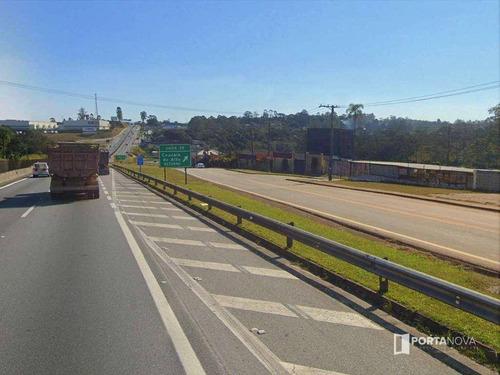 Terreno À Venda, 2501 M² Por R$ 250.000 - Chácara Recanto Verde - Cotia/sp - Te0255