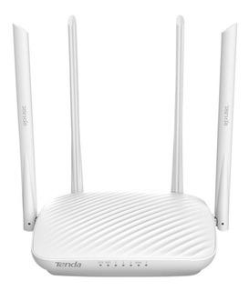Router Smart Wifi Inalambrico Tenda F9 Wifi 4 Antenas
