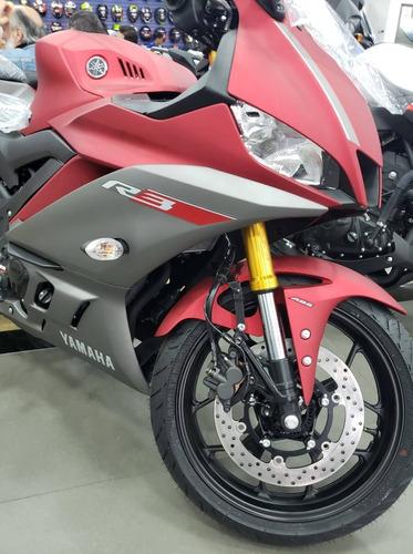 R3 Abs 2021 Abs 2021 Yamaha 0km Vermelho