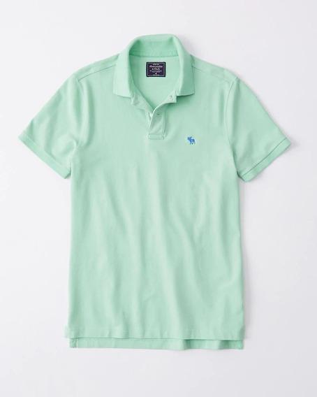 Polo Abercrombie & Fitch 100% Original