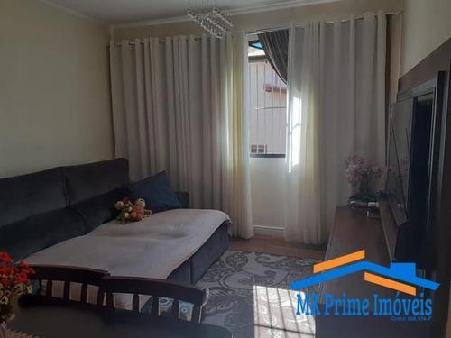 Imagem 1 de 15 de Apartamento Lindo Centro De Osasco 66 M² - 1388