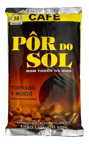 Imagem 1 de 1 de Café Pôr Do Sol Torrado E Moído 500gr