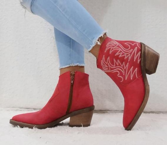 Zapatos Mujer Botas Montar Dama Texanas Moda