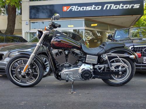 Harley Davidson Low Rider Dyna 2016 Soft Tail Abasto Motors