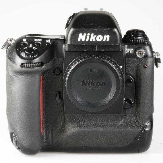 Câmera Analógica 35mm Nikon F5 Corpo