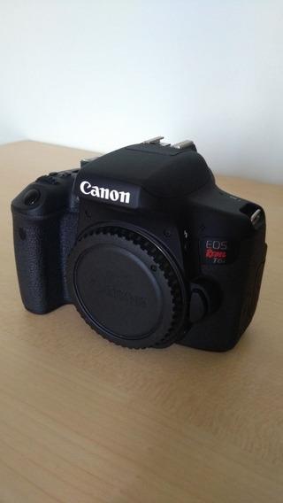Câmera Canon T6i Corpo