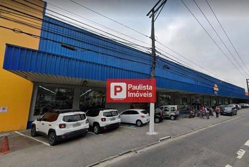 Galpão Para Alugar, 7506 M² Por R$ 240.000,00/mês - Jurubatuba - São Paulo/sp - Ga0584