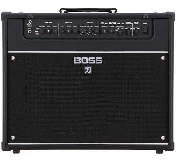 Amplificador Combo Guitarra Boss Katana Artist 100w C/efeito