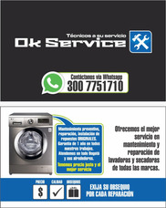 Arreglo Reparación Y/o Mantenimiento De Lavadoras Secadoras