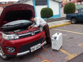 Descarbonización De Motores Con Hidrógeno Y Oxígeno