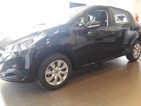 Peugeot 208 Active 1.6 Nafta 2018 Anticipo Y Facilidades