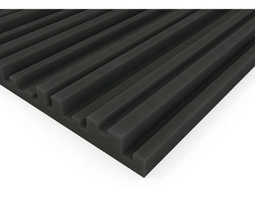 Placas Paneles Acústicos City Basic 50x50cm X 30mm Yulmar