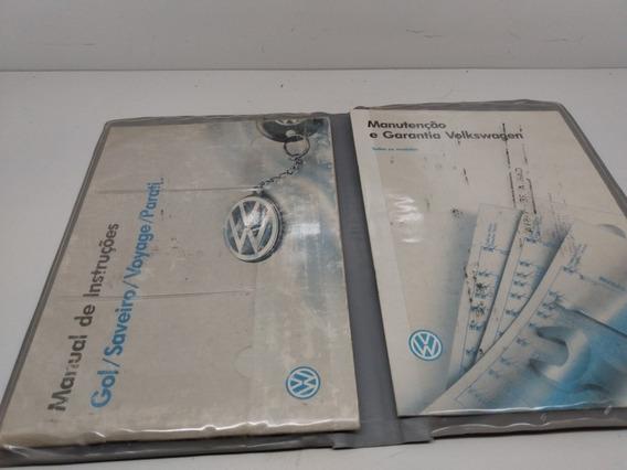 Manual Do Proprietário Do Gol/saveiro/voyage/parati Quadrado