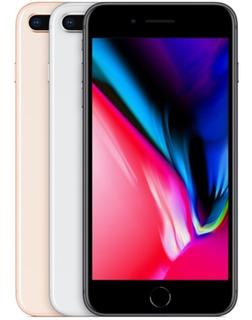 Celular Apple iPhone 8 Plus 64gb + Funda + Audifonos